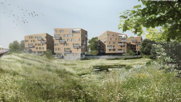 Development proposal for land at Plevna Crescent, Tottenham gains planning approval
